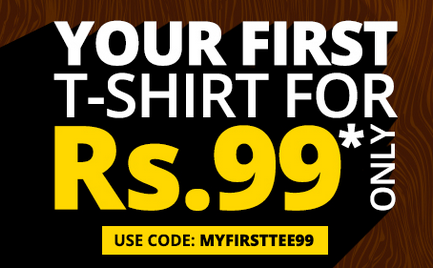 Freecultr First Tee Offer