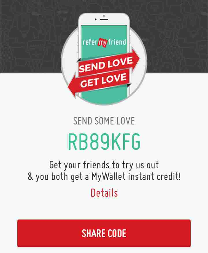 boohmyshow referral code