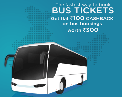 Mobikwik Bus Booking Offers